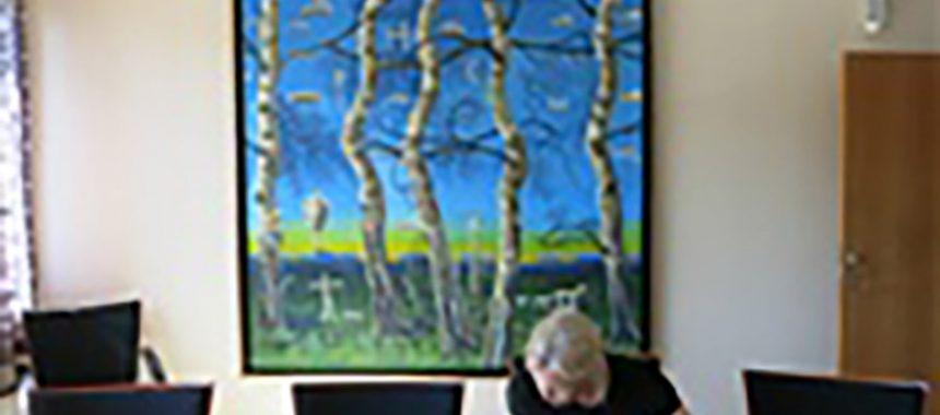 Registrering av kunst for Vestfold fylkeskommune